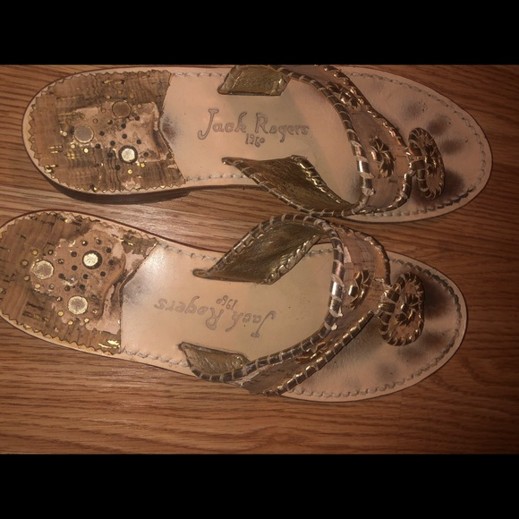 Jack Rogers Shoes - Jack Rogers 8.5 good shoes